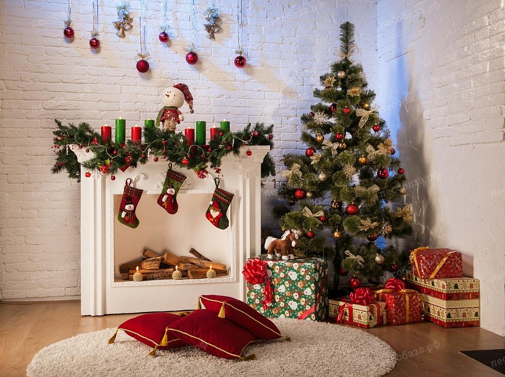 новогоднее украшение квартиры картинки свои признания